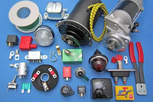 Auto Electric Supplies Limited